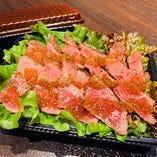 【ご予約】青森銘牛「倉石牛ステーキ弁当」