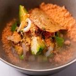 季節の食材の魅力を、フランス料理の確かな技で引き出します