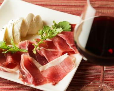 世界のワインとイタリアン パサージュ 田町店 こだわりの画像