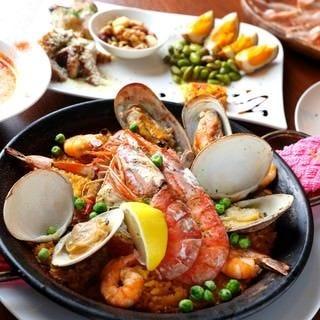 本格スペイン料理&ステーキハウス カサ デル リオ