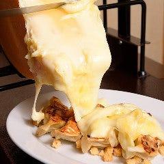 ラクレットチーズ餃子