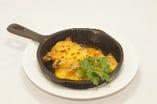 炙りチェダーチーズ焼き