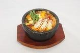 スンドゥブキムチ鍋餃子