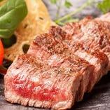 北海道産和牛ステーキ