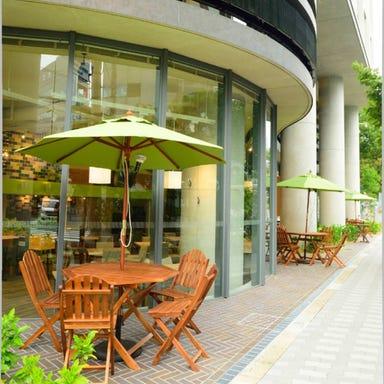 ガーデンダイニング AGGRE cafe the terrace  店内の画像