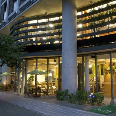 ガーデンダイニング AGGRE cafe the terrace  こだわりの画像