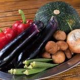旬味溢れる野菜達♪