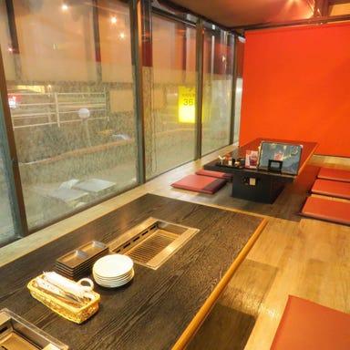 焼肉カムサ  店内の画像