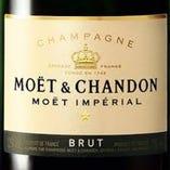 シャンパン モエ・シャンドン