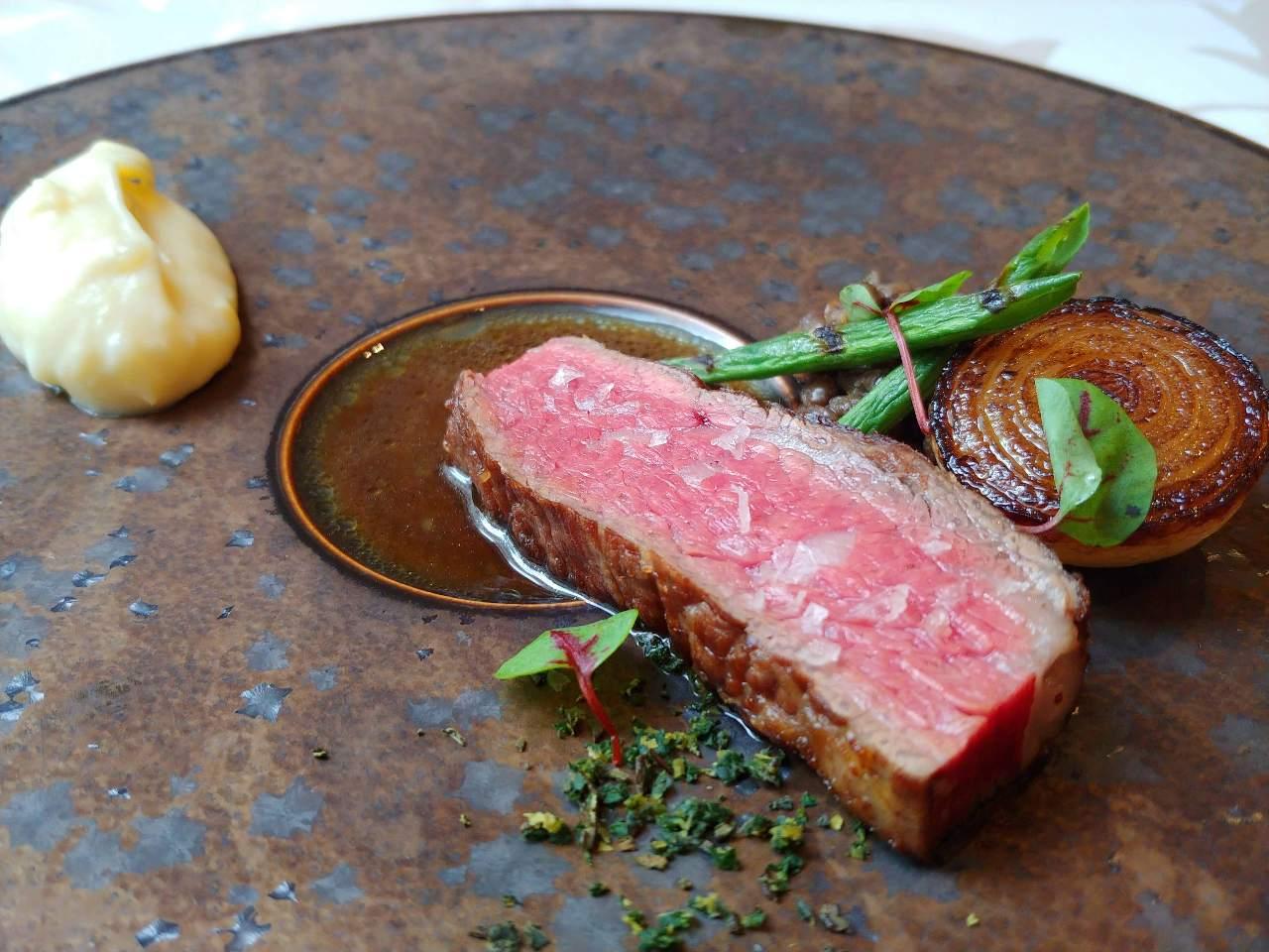 肉、至福のリヴィエラ料理
