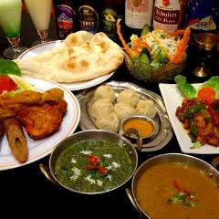 ネパール・インド・チベット料理ナマステカトマンズ