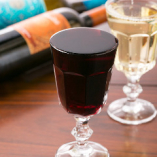 表面張力の限界へ なみなみ?!ワイン