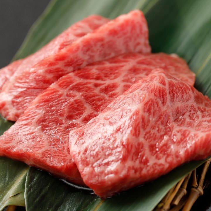 宮崎牛=極上の味わい。肉肉しい。