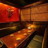 【テーブル個室:4~8名様】各種宴会や気軽な飲み会におすすめ