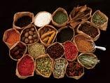 こだわり食材をこだわった調理法で【昔から中国にあった香辛料】