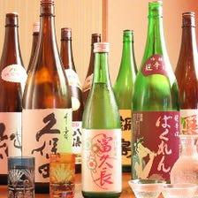 南千住で日本酒が20種類以上揃う店