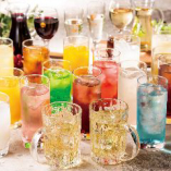 ビール以外のお飲み物も多数ご用意♪ノンアルコールもございますのでどなたにもビヤガーデンを満喫していただけます♪