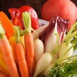 野菜たち【季節に合わせた様々な産地】