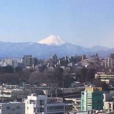 夜は夜景!昼は天気が◎なら富士山!