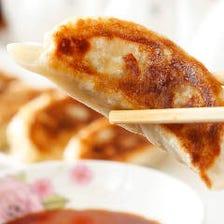 野菜たっぷり焼餃子(5個)