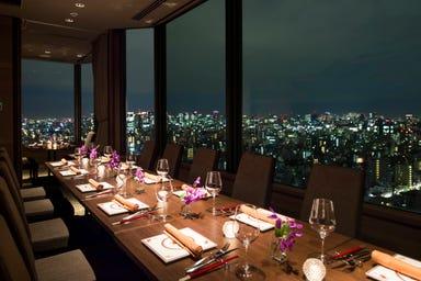 THE DINING シノワ 唐紅花&鉄板フレンチ 蒔絵  店内の画像