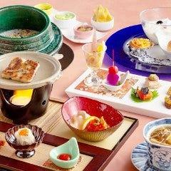 THE DINING シノワ 唐紅花&鉄板フレンチ 蒔絵