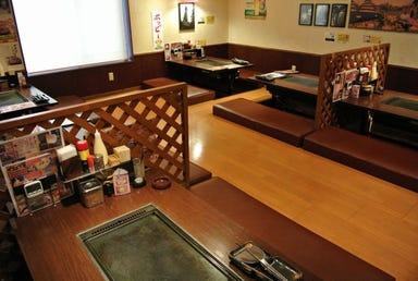 お好み焼本舗 鈴鹿店 店内の画像