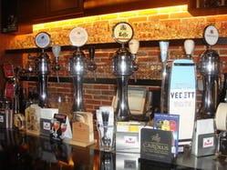樽生ビールは全7種類☆