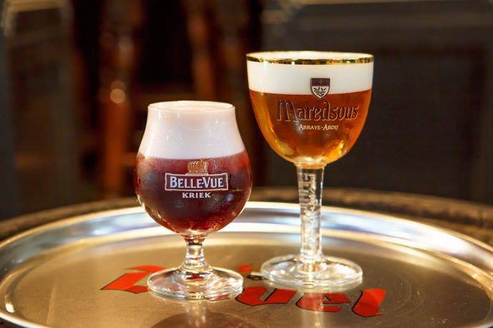 ゲストビールは季節にあうビールを樽替わりで用意しています。