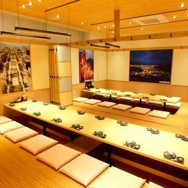 個室 北海道 魚鮮水産 千葉駅西口店 店内の画像