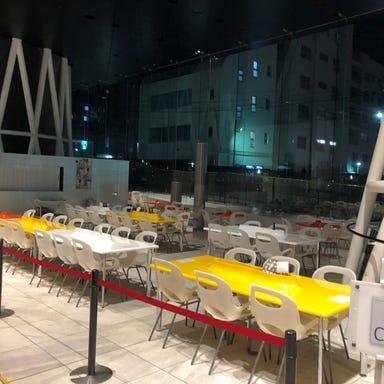 クレプスキュールカフェ仙台メディアテーク  店内の画像