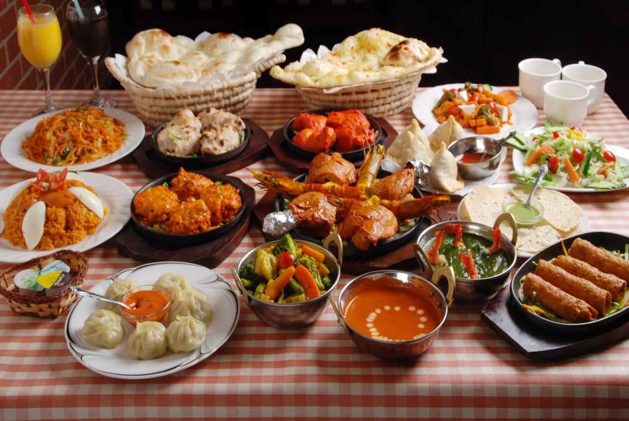 インド料理レストラン SURAJ 岸里店