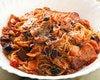 7】牛・豚肉と香味野菜をじっくり煮込んだボロネーゼパスタ