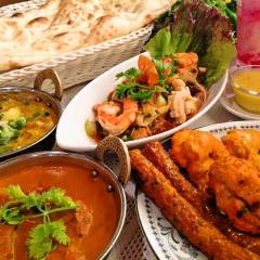 インド アジアン料理&バー ダナパニ 川越新宿町店