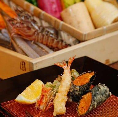 京都祇園 天ぷら 八坂 圓堂  コースの画像