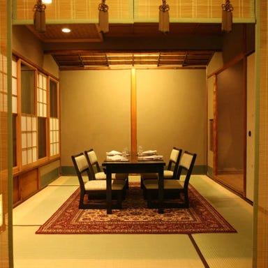 京都祇園 天ぷら 八坂 圓堂  店内の画像