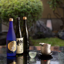 京の地酒とともにお愉しみください
