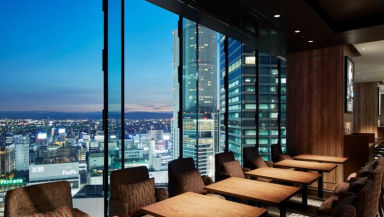 The Living Room with SKY BAR  メニューの画像