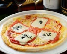 カジュアルな本格イタリア料理