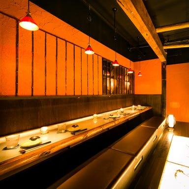 お箸Bar 火蔵(ぽっくら) 川崎駅チネチッタ通り店 店内の画像