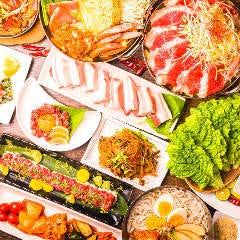 サムギョプサルが食べ放題 韓国バル AIGO(アイゴ)三宮店