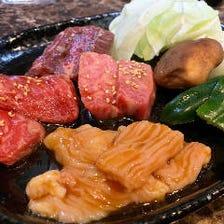 ◆新鮮で上質なお肉が堪能できる