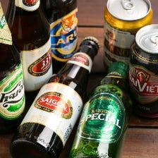 飲みやすい!ベトナムビール7選