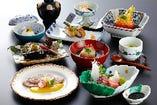 懐石料理(昼)〈※事前に要予約〉
