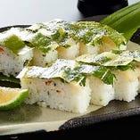 ふくめはり寿司