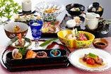 【料理長おすすめの創作料理】懐石コース(要予約)