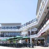 唐戸エリアの人気観光名所はすべて徒歩圏内。