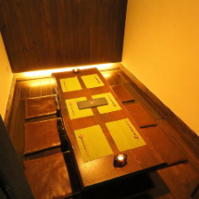 プライベートな空間/6名様までの個室