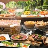 本場さながらのイタリアン、創意工夫を凝らした創作料理をたっぷりとお楽しみください。