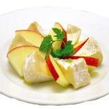 カーマンベールとリンゴのガリアーノ風味